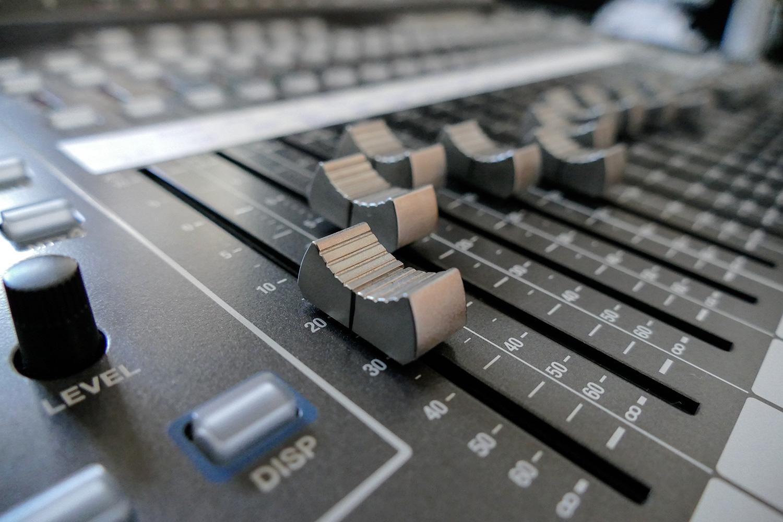 Servizi tecnici audio Sentoscrivo Soc. Coop.